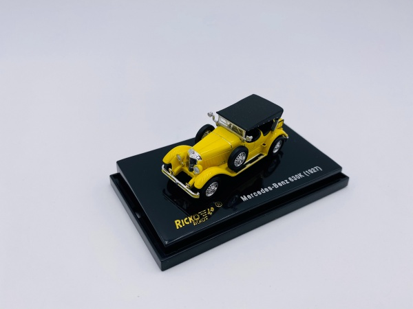 Mercedes 630K Jaune
