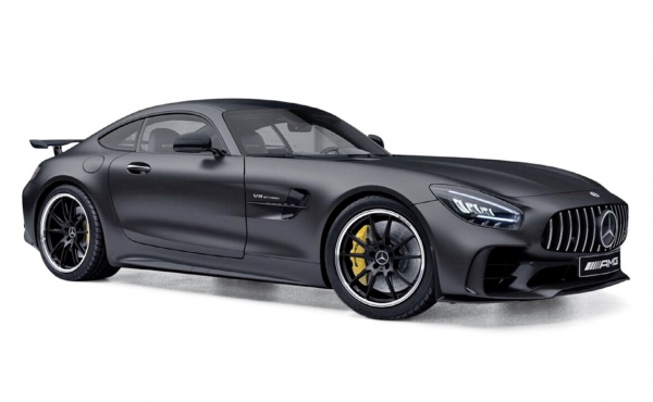 Mercedes-AMG GT R 2019 Dark Grey metallic