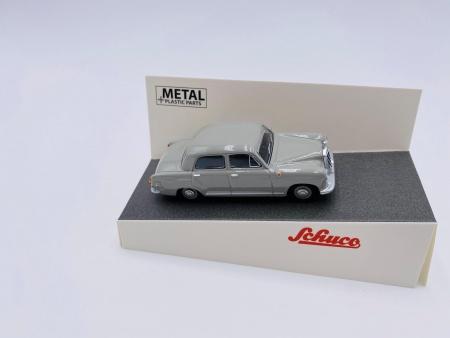 Mercedes Benz 180D Ponton Grey