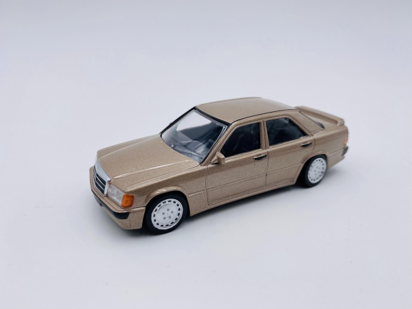 Mercedes Benz 190 E2.3 16 Brown Jet Car