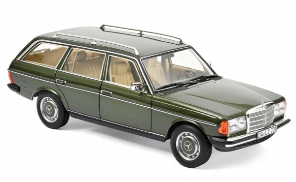 Mercedes-Benz 200 T 1982 Green Métallic