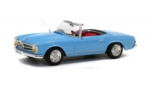 Mercedes-benz 230SL 1963 Bleue
