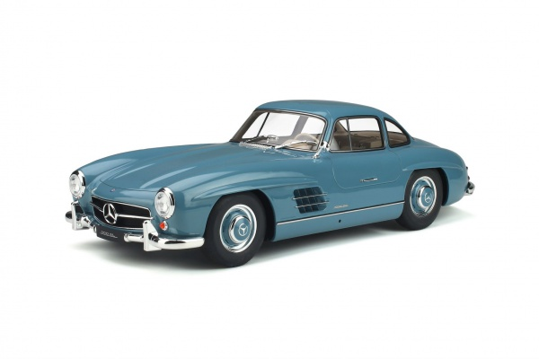 Mercedes Benz 300 SL Light Blue