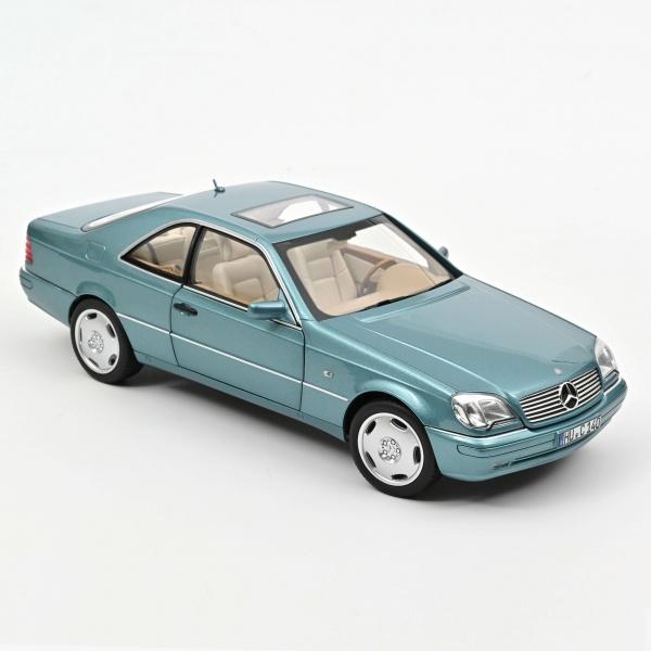 Mercedes-Benz CL600 Coupé 1997