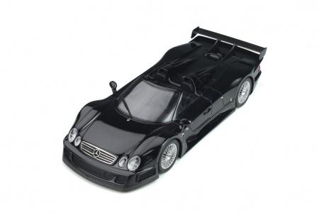 Mercedes Benz CLK GTR Roadster Noir 1998
