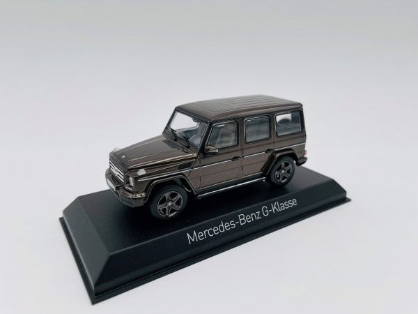 Mercedes-Benz G-Klasse 2016 Brown metallic