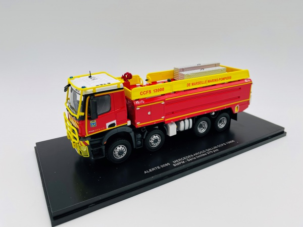 Mercedes-Benz GALLIN 13000 CCFS 13 BMPM