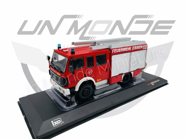 Mercedes Benz LF 16/12 Pompiers 1995 Red