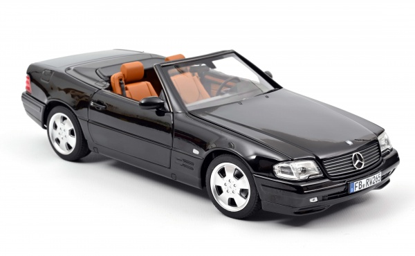 Mercedes-Benz SL 500 1999  Black