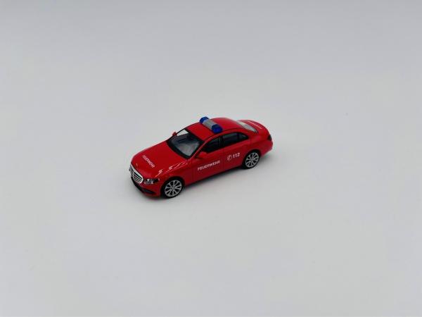 Mercedes Classe E W213 Pompiers
