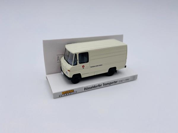 Mercedes L 406D Blanche TSI CH VAN