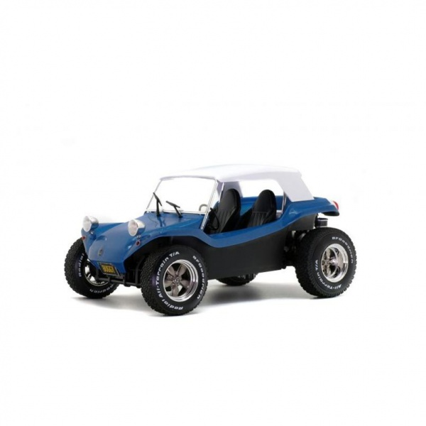 Meyers Manx Buggy 1970 Soft Roof Blue