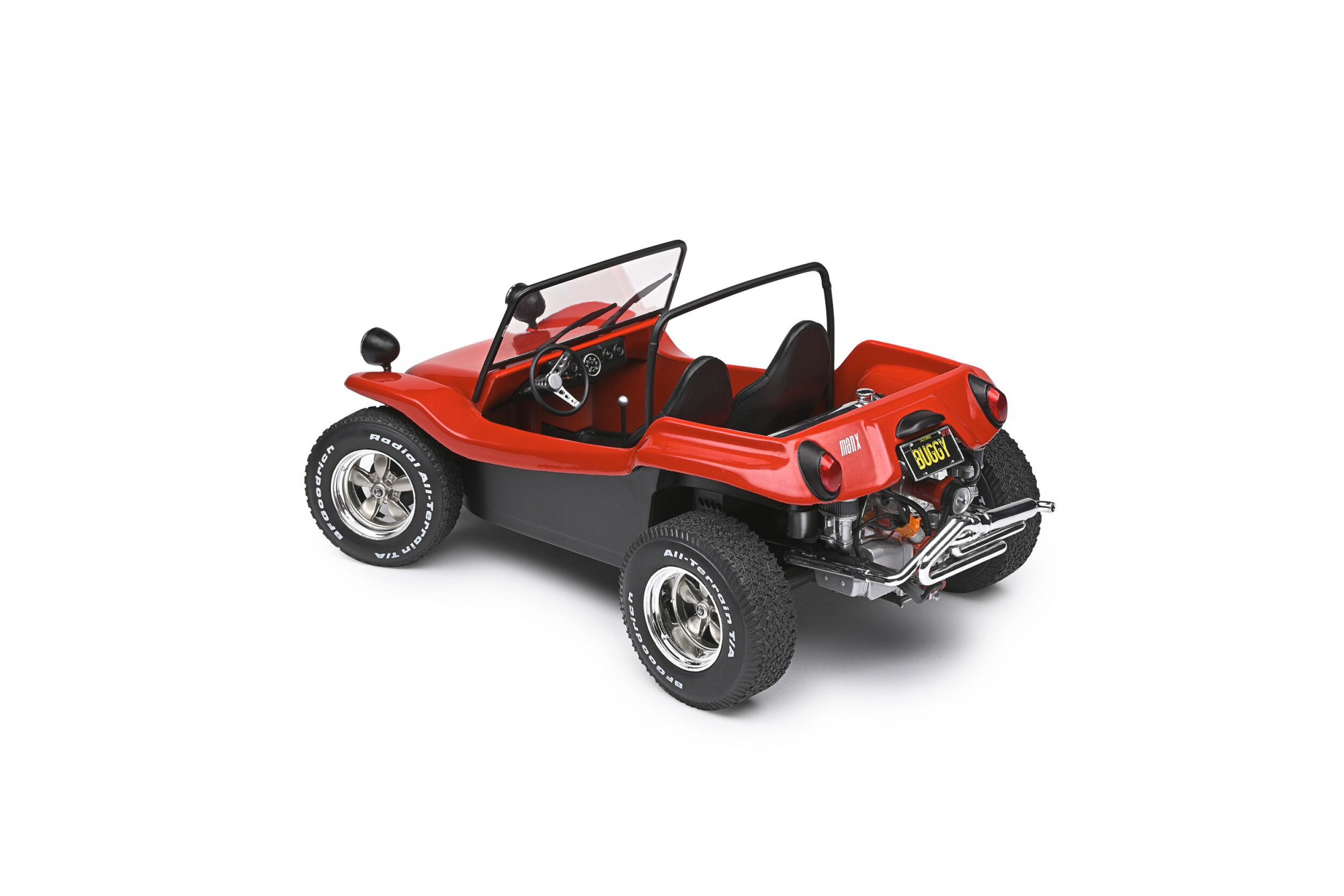Meyers Manx Buggy Red 1968