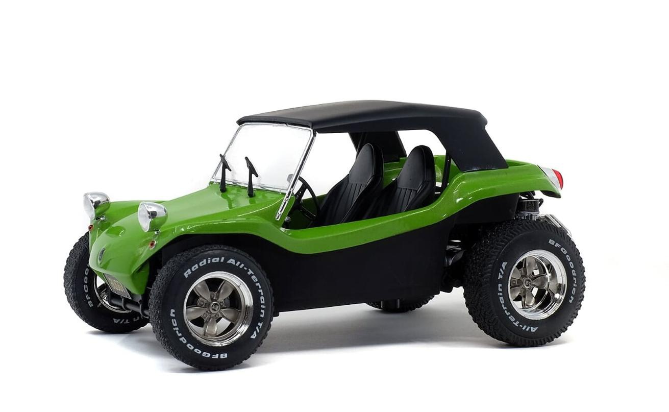 Meyers MANX Buggy Soft Roof Green 1968