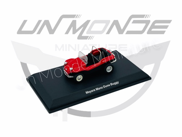 Meyers Manx Dune Buggy Red