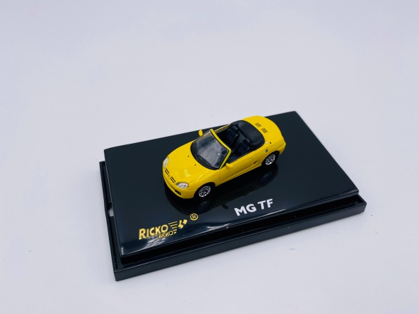 MG TF Jaune
