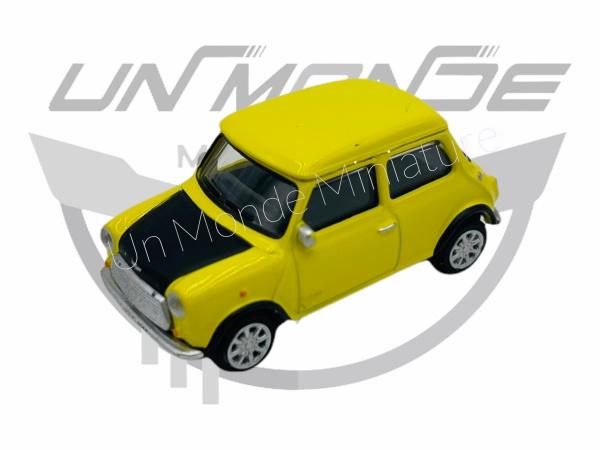 Mini Cooper Jaune & Noir