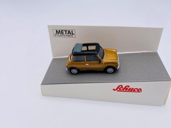 Mini Cooper Marron