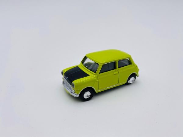 Mini Cooper S 1963 Citron Green & Black