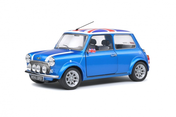 Mini Cooper Sport Fisherman Blue 1997