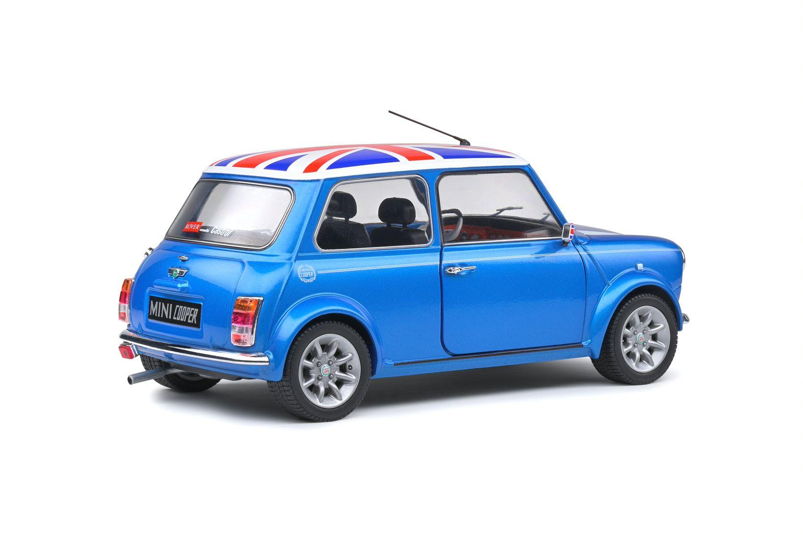 Mini Cooper Sport Fisherman Blue 1997