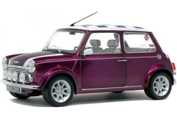 Mini COOPER Sport Mettalic Purple