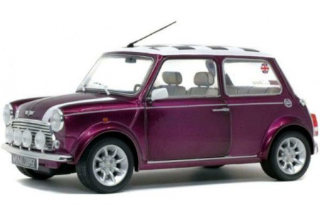 Mini COOPER Sport Mettalic Purple