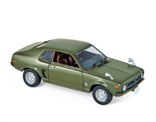 Mitsubishi Galant FTO GSR Green
