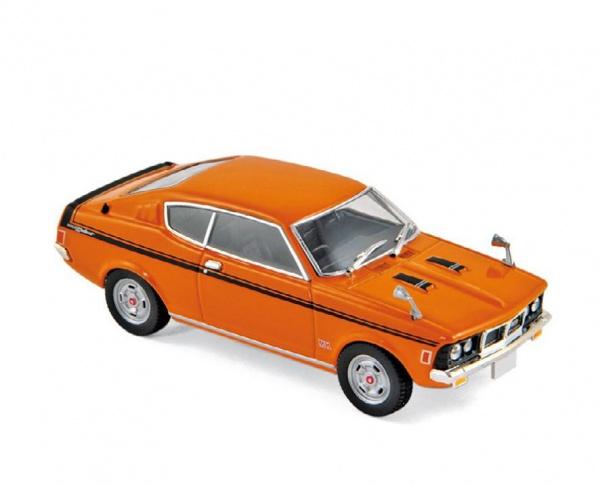 Mitsubishi Galant GTO Orange