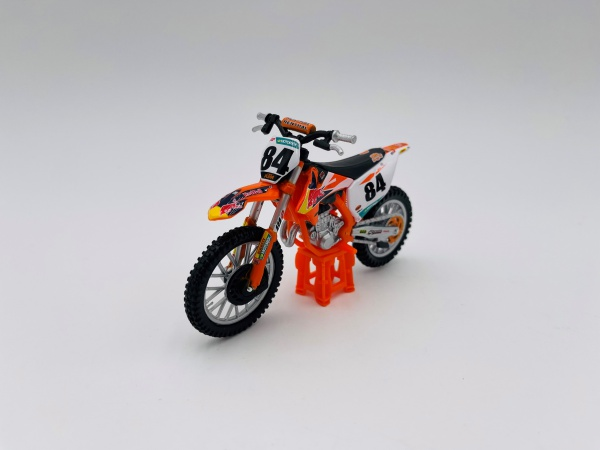 Motocross KTM RED BULL #84