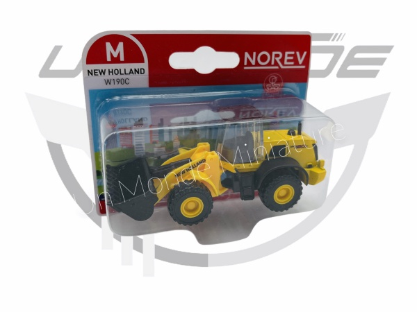 New Holland W190C Yellow