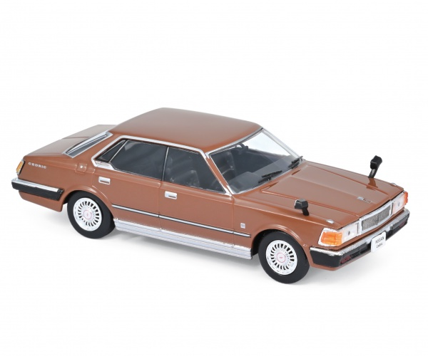 Nissan Cedric 430 1979 Brown