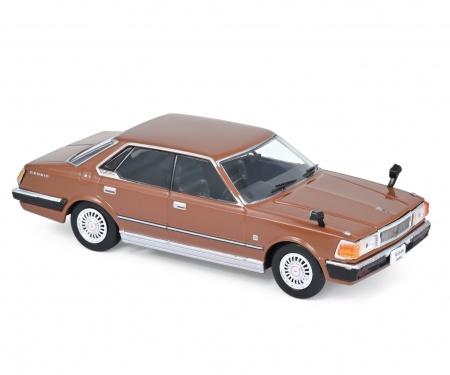 Nissan Cedric 430 1979 Brown