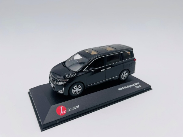 Nissan Elgrand 2010 Noir