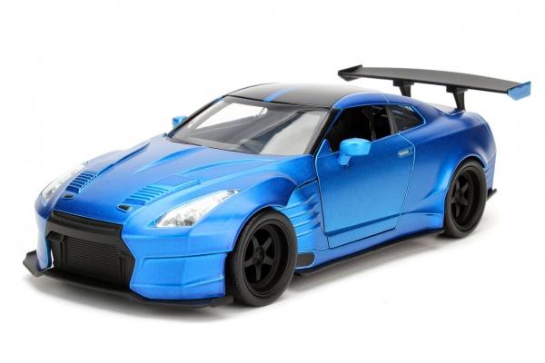 Nissan GT-R Ben Sopra Blue 2009