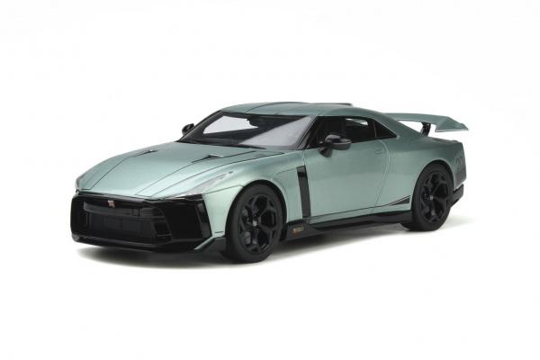 Nissan GTR R50 Tinted Peppermint Green 2021