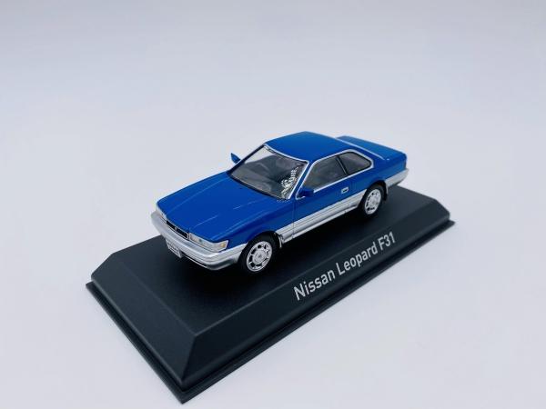 NISSAN Leopard F31 1986 Blue