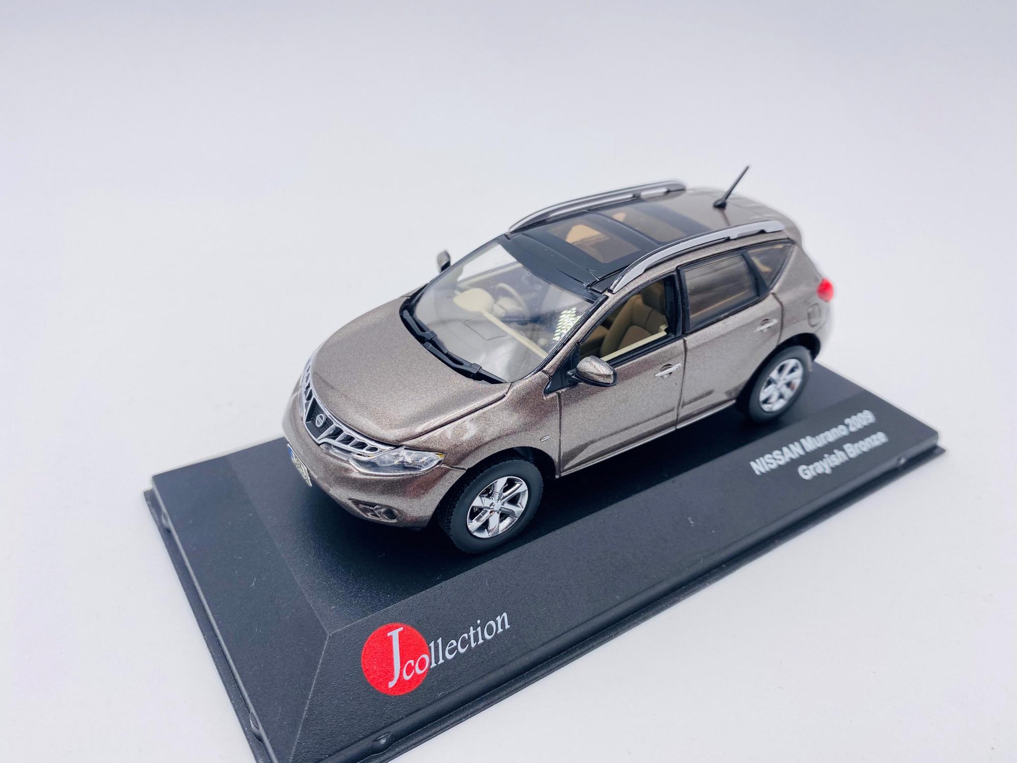 Nissan Murano 2009 Bronze