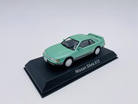 Nissan Silvia S13 1988 Light Green