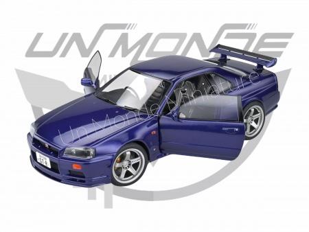 Nissan Skyline (R34) GT-R Midnight Purpule 1999