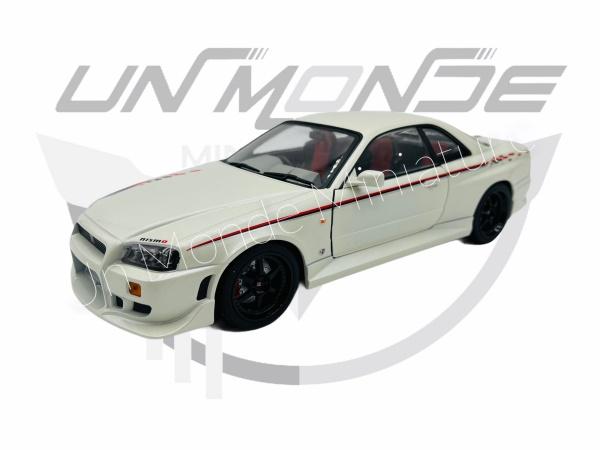 Nissan Skyline GT-R R34 1999 Perle White
