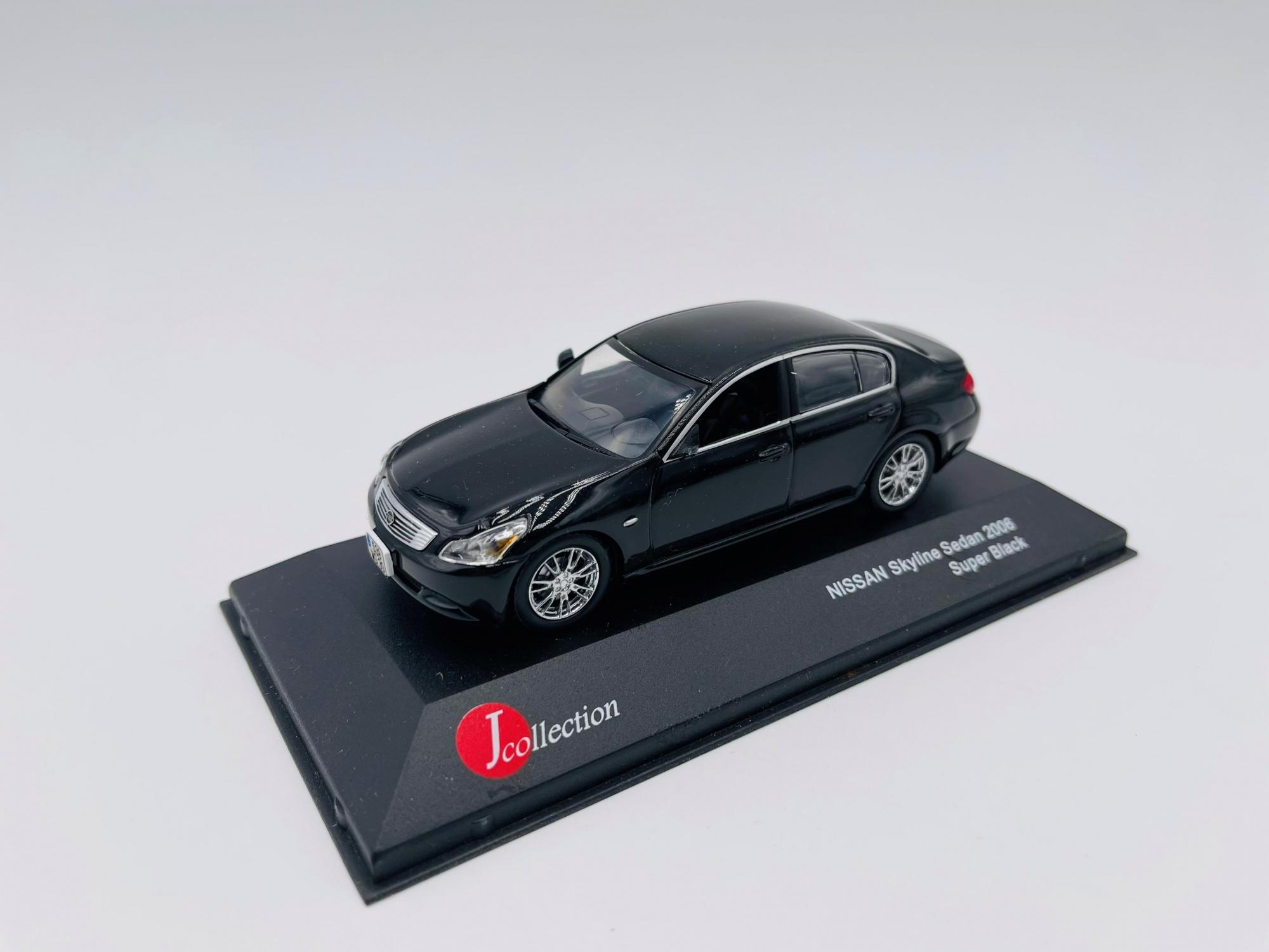 Nissan Skyline Sedan 2006 Black