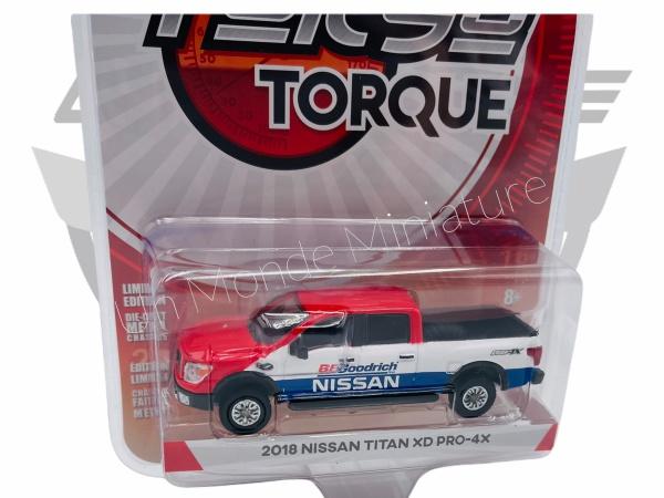 Nissan Titan XD Pro 4X 2018