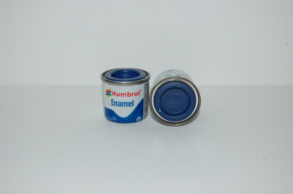 No 25 Bleu Mat Pot N 1 14ml