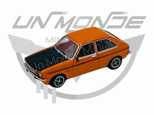 Opel Kadett C City Orange