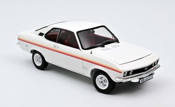 Opel Manta Swinger 1975 White