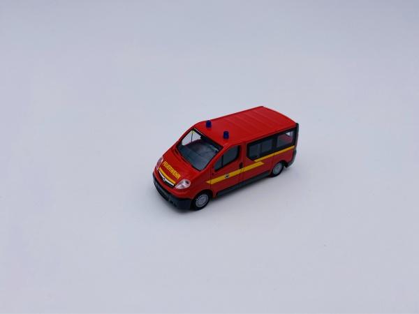 Opel Vivaro Pompiers