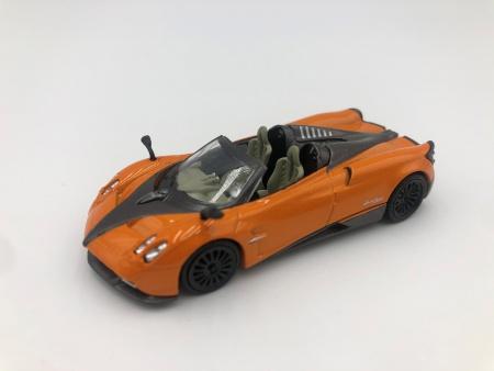 Pagani Huayra Roadster Arancio ST