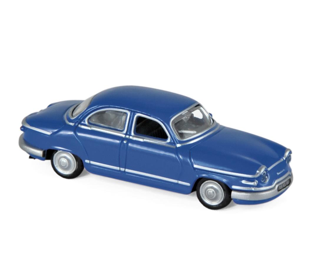 Panhard PL 17 1961 Atlantide Blue