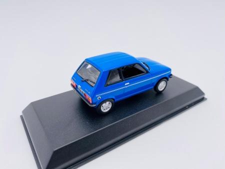 Peugeot 104 ZS 1979 Ibis Blue